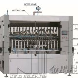 Máquina de rellenar automática del petróleo de coco de la escala grande