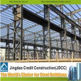 Azoteas de acero del diseño prefabricado para los edificios industriales