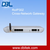 RoIP 302の十字Network GatewayかIntercom System