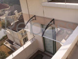 Policarbonato Canopy/Awning para Window e Doors