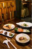 Assiette de sauce à mélamine/assiette latérale/plaque dîner de mélamine (ATA71-04)