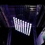 Nueva bola de elevación de DMX LED para la iluminación del disco de la etapa (HL-054)
