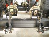 (HSM 9380 JZP) semi-remorque du lit plat 3axles de 40FT