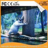 정면 뒤 옥외 실내 광고 IP65 P3.91 풀 컬러 임대 발광 다이오드 표시 스크린