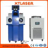 Fornecedor de China do formulário do equipamento de soldadura do ponto do laser da jóia (XTW-200)