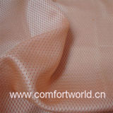 Poliéster Mesh Fabric para Sports Garments