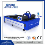 Machine de découpage fiable de laser en métal de fibre de Shandong