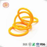 De gele RubberO-ring van de Weerstand NBR van de Ondoordringbaarheid van het Gas voor Cilinder