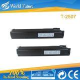 Toner de la copiadora de la alta capacidad T-2507c/D/E para el uso en el E-Estudio 2006/2306/2307/2506