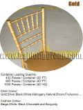 Sedia di legno di Chiavari Tiffany dell'albero duro cinese della locusta