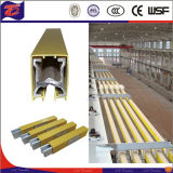 Sistema isolado da barra do condutor do alumínio ou do cobre