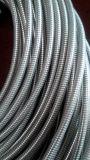 PVC que cubre el conducto metálico flexible