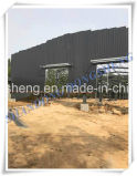 Construcción fabricada del almacén de la estructura de acero