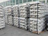 중국 공장에서 2017의 최신 판매 1 차적인 알루미늄 주괴 99.7%