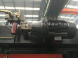 Máquina de dobra do CNC do rolamento da placa (100T 2500mm)