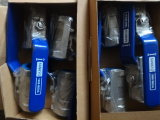 産業Ss Reduced Bore 1PC Ball Valve