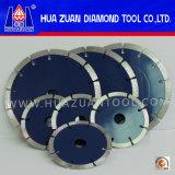 Разные виды лезвия круглой пилы диаманта для камня вырезывания