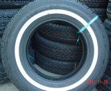 Neumático de lado blanco neumático de neumático