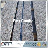 Escalier rose bon marché chinois de granit de rose d'escalier et de pêche G687 de granit de G664n