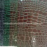 Alto cuoio lucido del coccodrillo del cuoio della borsa di modo