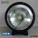 30W imprägniern CREE LED Taschenlampe für Recherche und retten Li-Ionbatterie