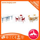 Cadeira de tabela plástica da mobília por atacado da guarda para a escola