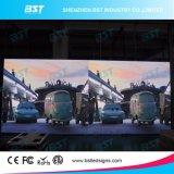 오락을%s 고해상 P6mm HD 실내 발광 다이오드 표시