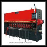 Láminas de metal de la placa de la máquina CNC de corte de ranurado Vee