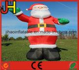 Aufblasbare Weihnachtsdekoration, riesiger aufblasbarer Weihnachtsmann