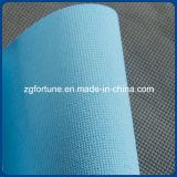 مسيكة ماء قاعدة اللون الأزرق ظهر [متّ] [ديجتل] يطبع بناء بوليستر نوع خيش