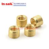 Brass Multi-Purpose Thread Inserts Nut