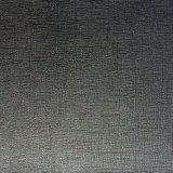 Cuoio di cuoio sintetico del PVC Aritifcial del sofà