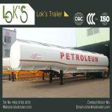 42000L Semi-remorque citerne à carburant / huile 3 essieux