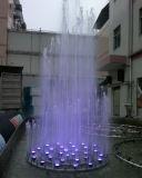 2014 [هوتسل] يزيّن حديقة ماء لون موسيقى نافورة