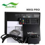 Cadre de l'androïde 5.1 TV de Mxqpro S905