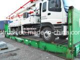 29M de vrachtwagen zette de Concrete Pomp van de Boom op