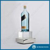 Personalizado LED de licor de botella de pantalla de base (HJ-DWL06)