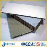 Flache Fassade-Aluminiumbienenwabe-Panel mit Knall-Entwurf
