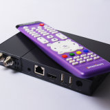 Quad Core Android TV Caja PVR Via Plug-in USB HDD