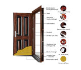 Isrealの機密保護の鋼鉄外部ドア