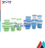 Molde hermético plástico del rectángulo del envase del precio bajo de la alta calidad que preserva