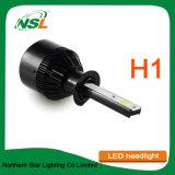 Faro del motociclo dell'automobile LED del faro H1 del camminatore LED di notti per le automobili universali
