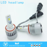 자동 예비 품목 H4 LED 헤드라이트 차, 차 LED 맨 위 빛