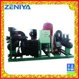 Kundengerechtes wassergekühltes Schrauben-Kühler-Gerät für Marine