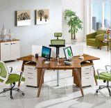 メラミン家具ワークステーションオフィスの隔壁(HX-NCD308)