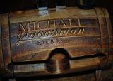 Barril de madera de la vendimia de encargo para los conjuntos de herramienta del vino