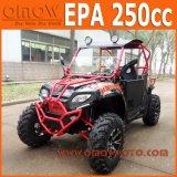 EPA 250cc automatisches 4 Rad-Vierradantriebwagen-Fahrrad, UTV