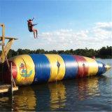 Gota inflável do lançamento da catapulta da água para esportes de água