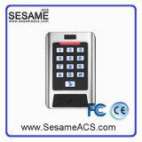 Telclado numérico del control de acceso del metal de dos relais para dos puertas (CC2EM)