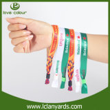 Bracelets réglables de transfert de sublimation d'amitié de la meilleure énergie